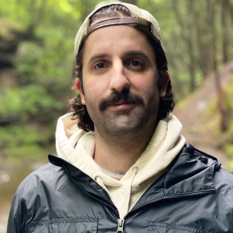 Filmmaker Alex Mallis